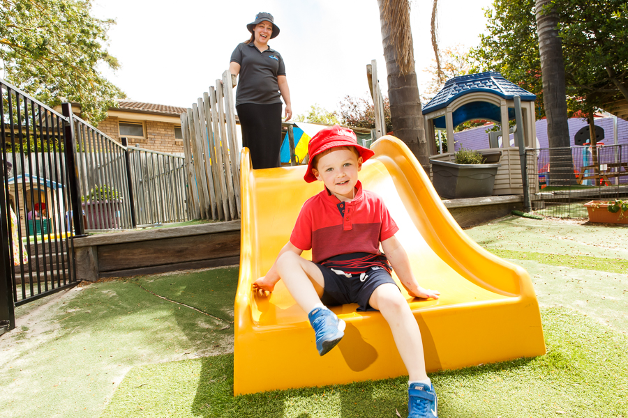 Quality child care in Greensborough, passionate about giving your child the best start in life